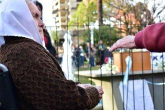 Concordia despide a su última Madre de Plaza de Mayo: Alejandra Laffitte de Maschio
