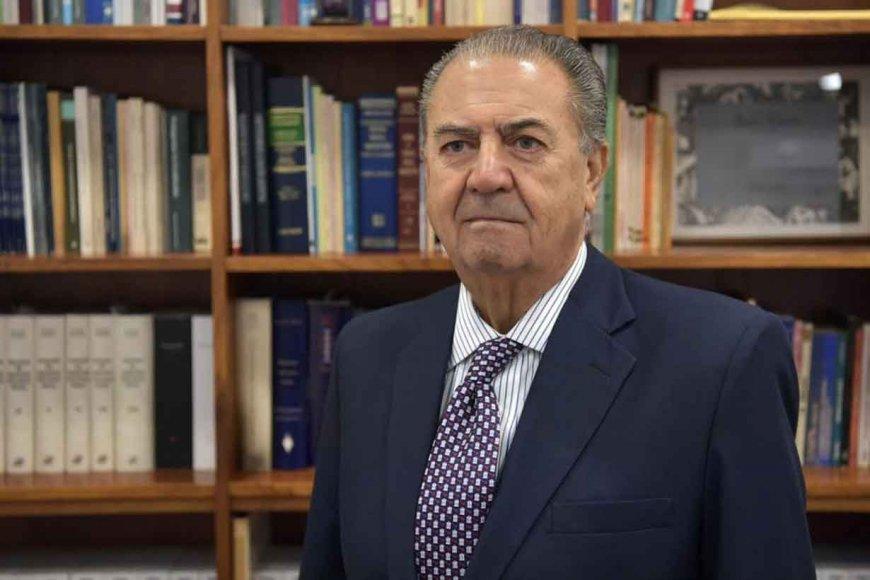 Omar Carubia, Juez del STJ desde 1988