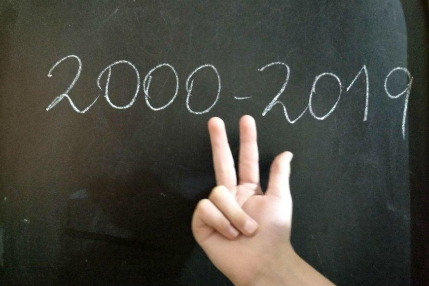 Vuelta a clases: sobran los dedos de una mano.