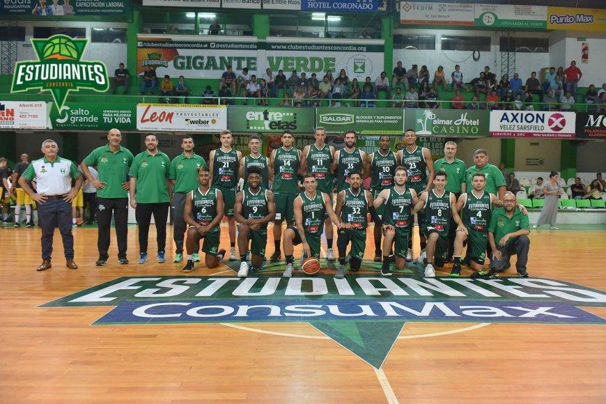El sábado derrotó a San Martín de Corrientes.