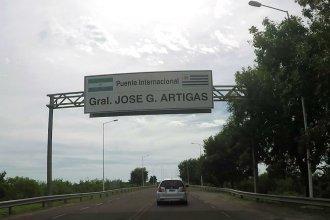 ¿Qué días será gratis pasar por el puente entre Colón y Paysandú?