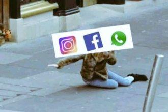 Un día después, dieron una explicación oficial de lo que sucedió con las redes sociales