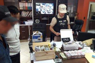 Megaoperativo en Concordia: secuestraron 11 vehículos de alta gama y más de 37 millones de pesos