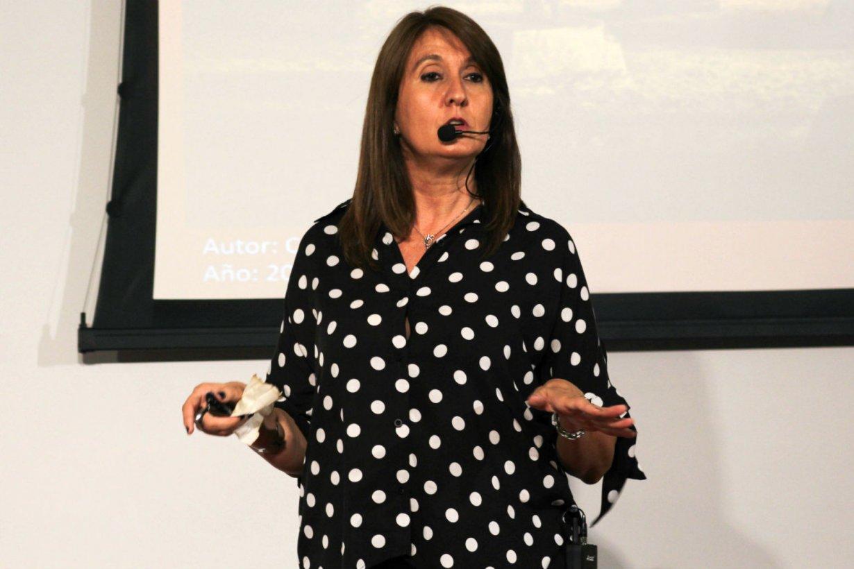 Alejandra Bruno, oradora en TEDx Parque San Carlos