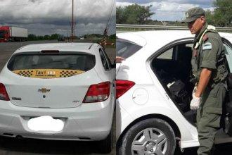 Logró traspasar el límite entrerriano, pero lo detuvieron en Zárate con más de 1 kilo de cocaína