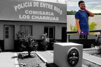Un cambio no previsto aleja al jefe de la comisaría de Los Charrúas, a una semana del crimen de Guille