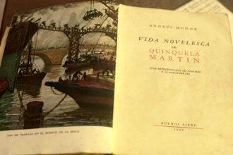El tesoro familiar de Zulma que revela el vínculo del famoso pintor Quinquela con Entre Ríos