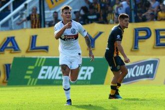 """""""Estoy contento, veníamos muy golpeados"""", dijo Reniero tras darle el triunfo a San Lorenzo"""