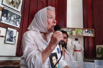"""Nora Cortiñas en Gualeguaychú: """"No vamos a permitir que reine la impunidad"""""""