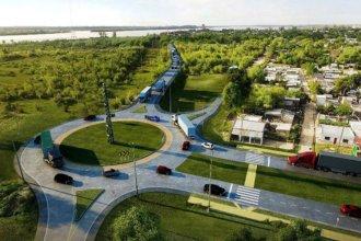El nuevo acceso a un puerto del río Uruguay será a prueba de crecientes