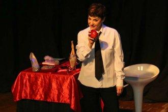 Carolina Papaleo actuará en dos ciudades entrerrianas en el marco del Mes de las Mujeres