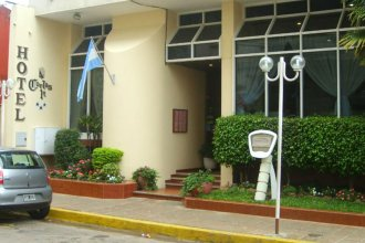 Emblemático hotel de Concepción del Uruguay abre sus puertas a demanda
