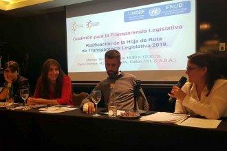 Con participación entrerriana, se lanzó la Alianza por la Transparencia legislativa