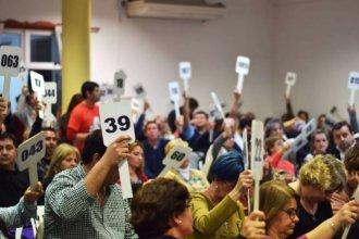 Cumplido el plazo de conciliación, Agmer hará un congreso provincial