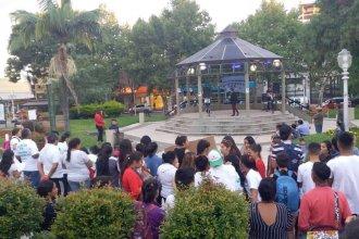 Familiares y amigos de víctimas de delito marcharon en Concordia pidiendo justicia