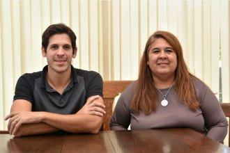 """Jourdan y López, de Casa Peronista San José: """"Las termas tienen que volver al municipio"""""""