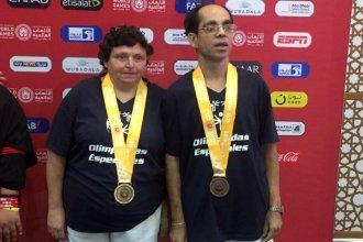 Recibirán con una caravana a los entrerrianos que ganaron medallas en Abu Dhabi