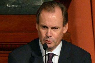 "Bordet dijo que prefiere a Lavagna antes que a Cristina y advirtió que hay ""riesgo de default"""