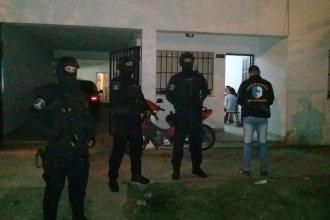 Para desarticular una banda, la Policía realizó allanamientos en dos ciudades entrerrianas