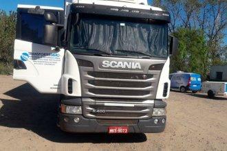 En estación de servicio entrerriana, chofer fue encontrado sin vida dentro de su camión