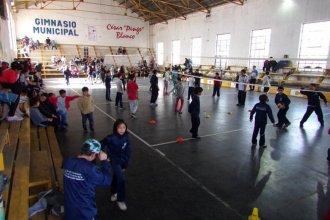 Polémica licitación de un piso deportivo en el gimnasio municipal de Concordia