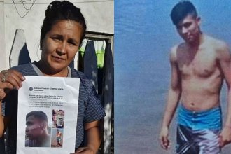 Viajó a Concordia a trabajar y desapareció: la madre lo busca hace 41 días