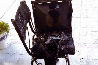 Responsabilizan a ENERSA por un incendio en la biblioteca de una escuela entrerriana