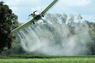 ¿Cómo estarán reguladas las fumigaciones de plaguicidas según el nuevo decreto que prepara Bordet?