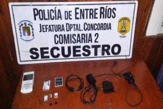 Allanaron la cárcel de Concordia: secuestraron un celular, chips y marihuana