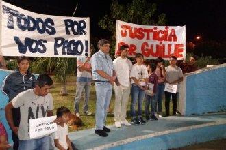 Justicia por Guille: Marcharon para pedir prisión efectiva para el único acusado del crimen