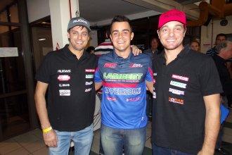 Con tres pilotos locales, el TC ya comenzó a girar en uno de los autodromos entrerrianos