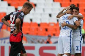 Lejos de asegurar su permanencia en primera, Patronato perdió frente a Godoy Cruz