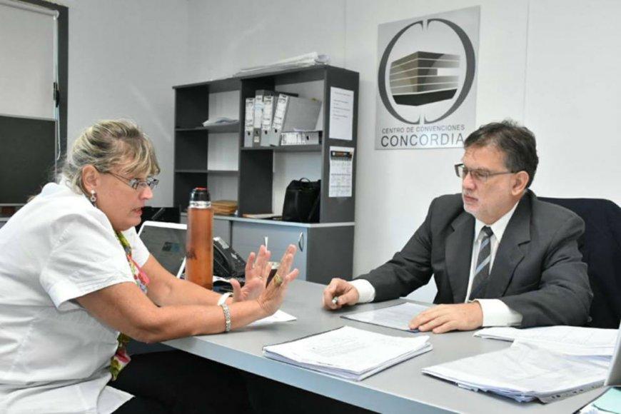 Todone y Francolini, de Turismo de Concordia.