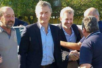 A 10 días de las PASO, Macri y Frigerio arribaron a Entre Ríos en plan electoral