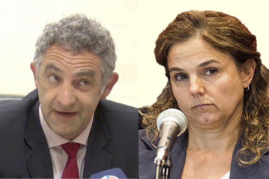 Mautone y Barbagelata, jueces de garantías