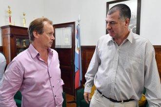 Ante el padre de la joven, Bordet se comprometió a aplicar la Ley Micaela en Entre Ríos