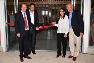EGGER abrió las puertas de tres nuevos locales en la costa del Uruguay