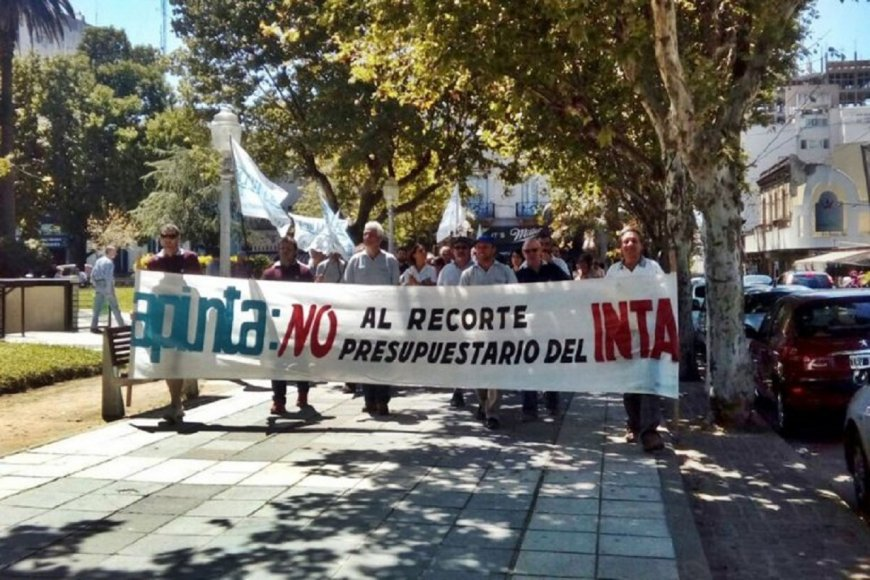 El Inta Concordia Marchará En Buenos Aires En Protesta Por