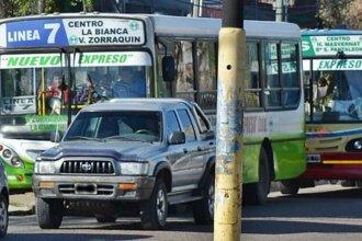 Acordaron nueva tarifa y se levanta el paro de colectivos en Concordia