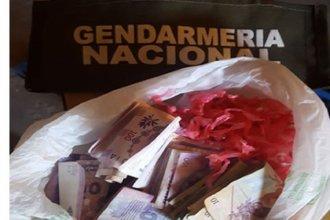 Gendarmería realizó allanamientos en Gualeguaychú y detuvo a tres personas