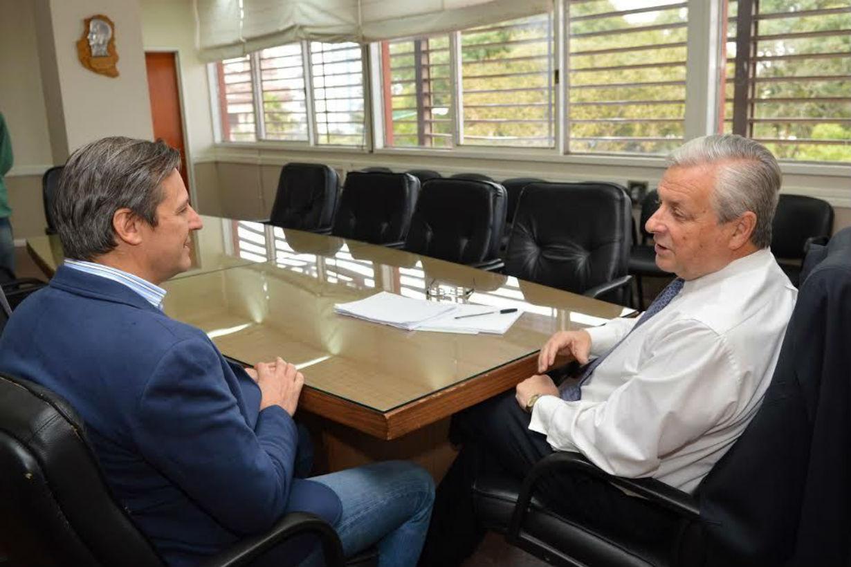 Bahl y Lauritto, denunciados por Urrutia.