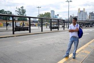 """Paro nacional de transporte: """"El 1 de mayo no se va a mover nada"""""""