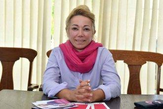 """Miriam Lambert: """"Yo soy la nueva política, trabajo desde el consenso y escuchando a los diferentes sectores"""""""