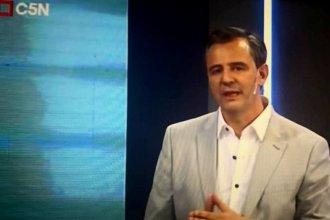 Por televisión nacional, Bahl habló de narcotráfico y disparó contra Varisco
