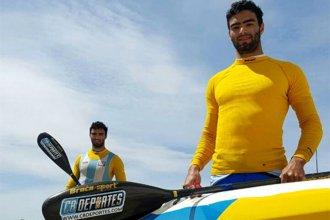 Dos entrerrianos se ganaron un lugar en Rumania para la cita mundial