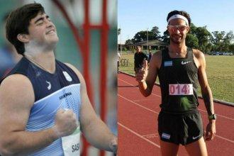 Nazareno Sasia y Federico Bruno batieron nuevos récords en Concordia