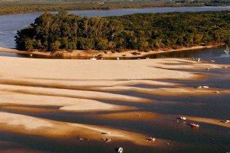 La paella de río y los bancos de arena, en medios nacionales