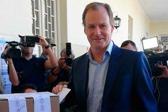 Bordet votó en Concordia y esperará los resultados en Paraná