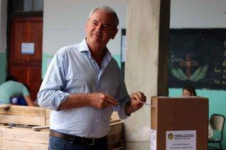 """Benedetti se mostró confiado en que """"se puede dar vuelta la elección"""" en Entre Ríos"""