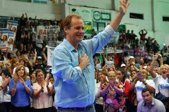 """""""Hay una propuesta que se está gestando a nivel nacional"""": El mensaje de Bordet al celebrar el triunfo en las PASO"""